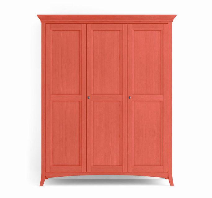Scandola Mobili si veste di Living Coral, il colore Pantone 2019