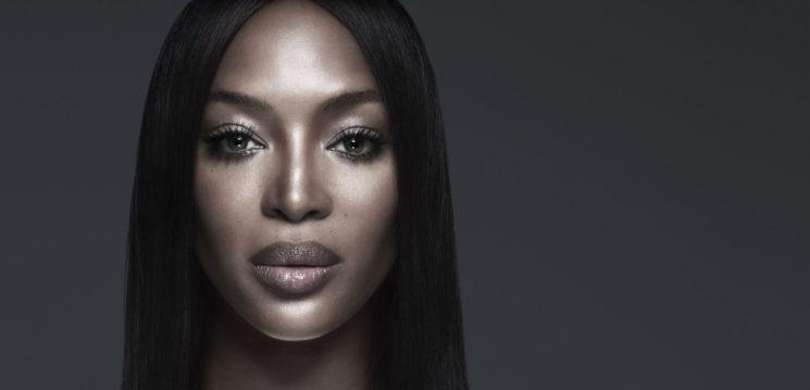 Naomi Campbell testimonial di Nars Cosmetics per la primavera 2019