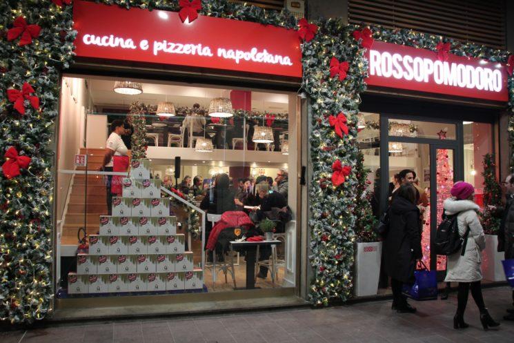 Rossopomodoro: nuova apertura a Milano