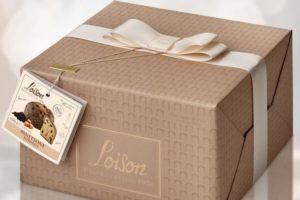 Loison: NeroSale, il nuovo gustoso panettone al cioccolato e caramello salato