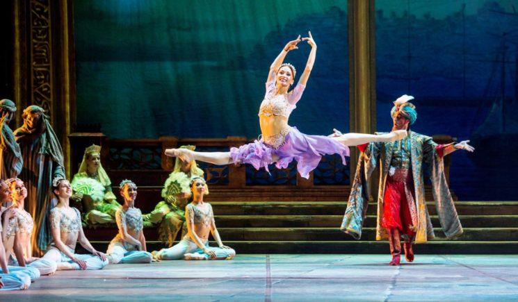 Accademia Ucraina di Balletto presenta Lo Schiaccianoci e Le Corsaire