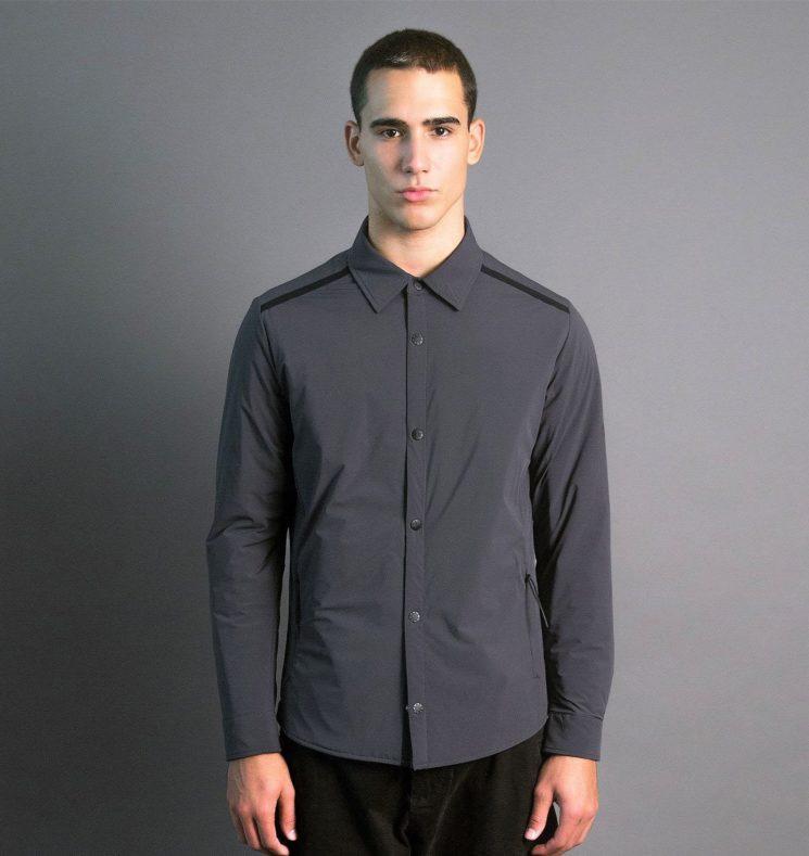 Pitti Uomo 95: ISAORA PH4GalliaLab, camicie made in Italy ad alta prestazione tecnologica