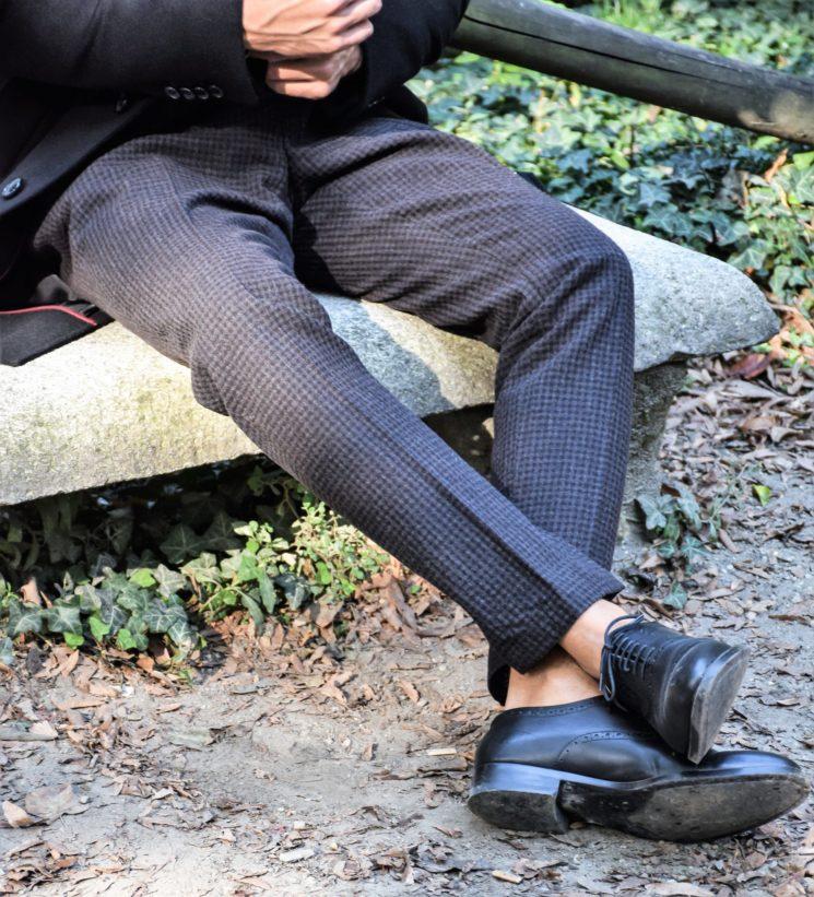 Pitti Uomo 95: l'autunno–inverno 19/20 di Viganò