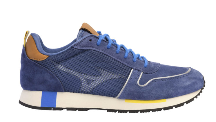 Pitti Uomo 95: Mizuno 1906 Fall Winter 2019/20 Etamin Lifestyle Collection