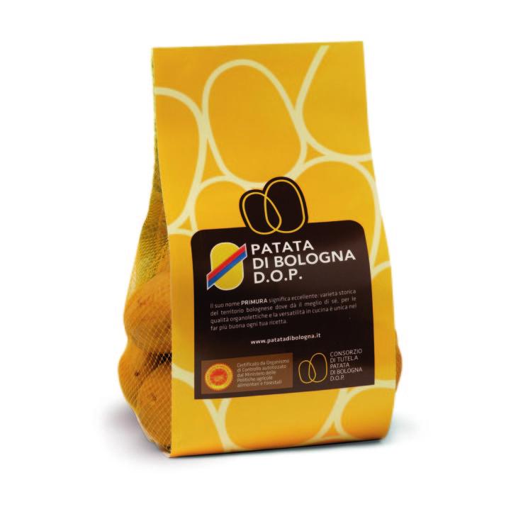 Patata di Bologna D.O.P.: bontà e qualità