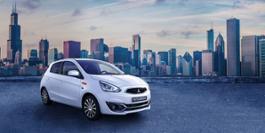 Space Star Funky, la nuova city car giovanile e tecnologica firmata Mitsubishi