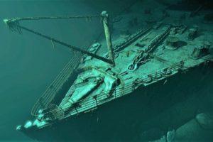 Museo Nazionale Scienza e Tecnologia: sul fondo dell'oceano per visitare il Titanic con la realtà virtuale