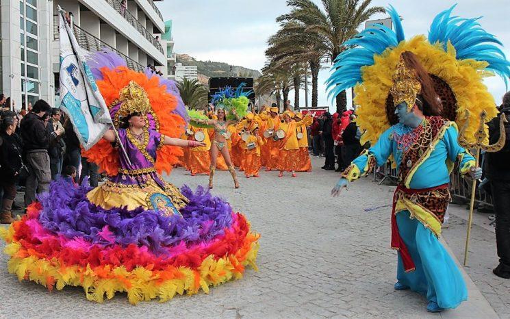 A Lisbona inizia il Carnevale dei Villani
