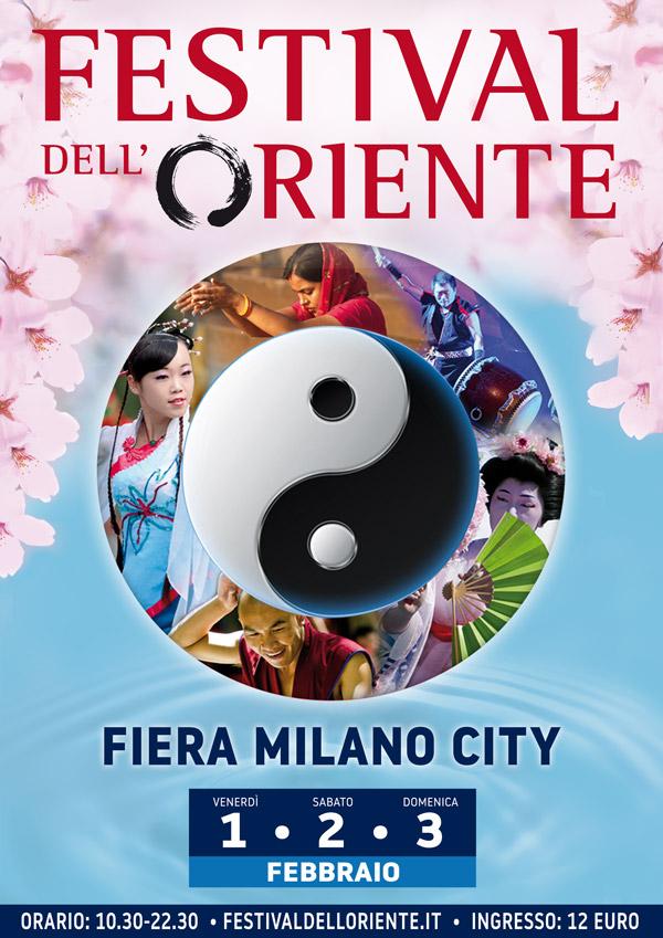 Il Festival dell'Oriente a Milano dall'1 al 3 febbraio 2019
