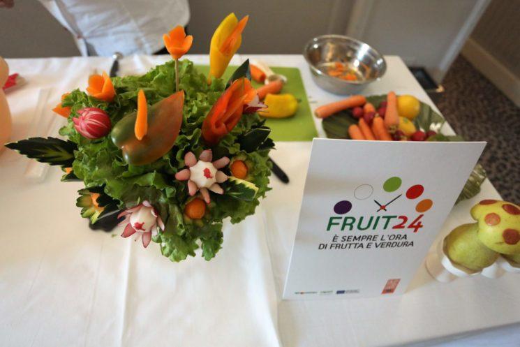 Fruit24: cresce la presenza di frutta e verdura fresca sulle tavole degli Italiani