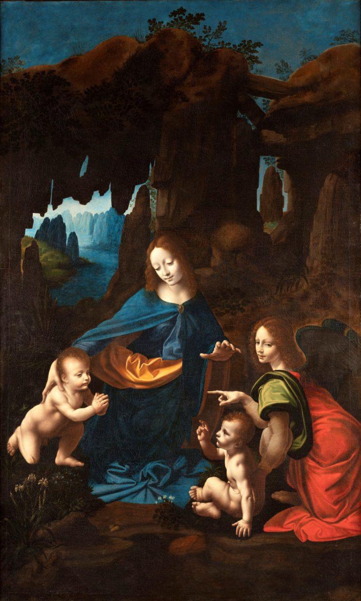 La Vergine delle Rocce del Borghetto