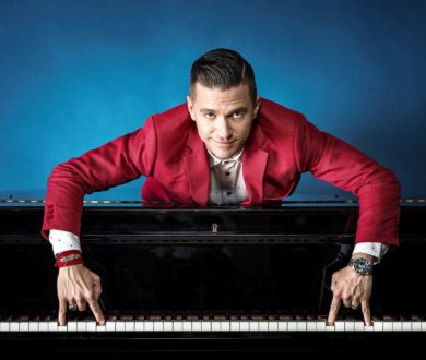 Matthew Lee, il fenomeno italiano del rock'n'roll, in PIANO MAN Live Tour 2019 al Teatro Delfino dall'1 al 3 marzo 2019