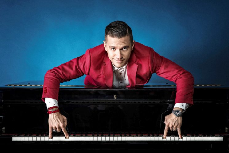 Matthew Lee, il fenomeno italiano del rock'n'roll, in PIANO MAN Live Tour 2019 al Teatro Delfino dall'1 al 3 marzo