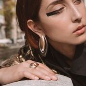 Metafore by Giulia Barela Jewelry ad Altaroma Showcase