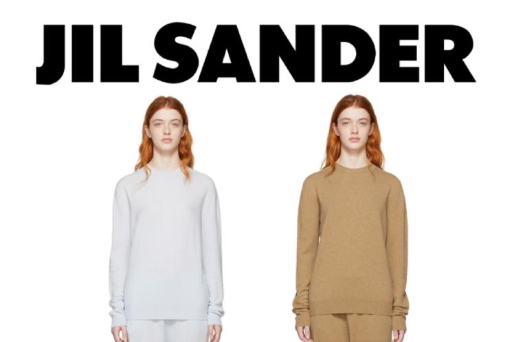 Il minimalismo di Jil Sander sulle più importanti passerelle del mondo