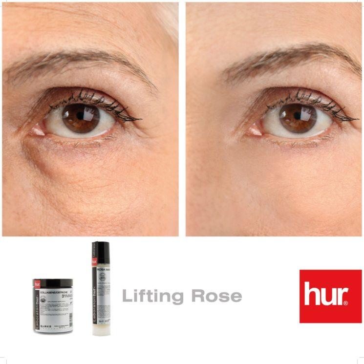 Laboratorihur: Trattamento Lifting Rose, un concentrato di bellezza anti-age