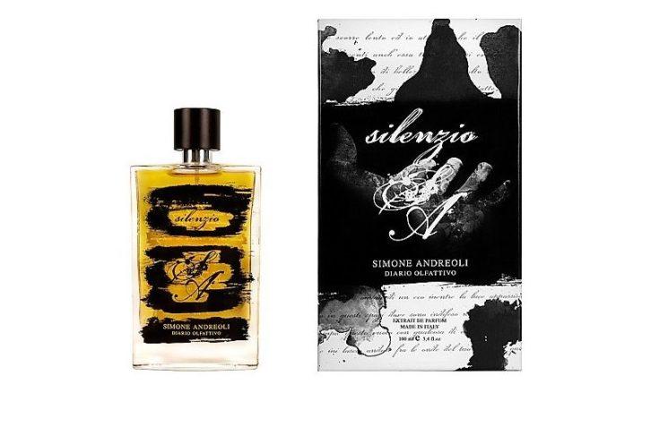 Silenzio by Simone Andreoli, la fragranza che celebra l'amore