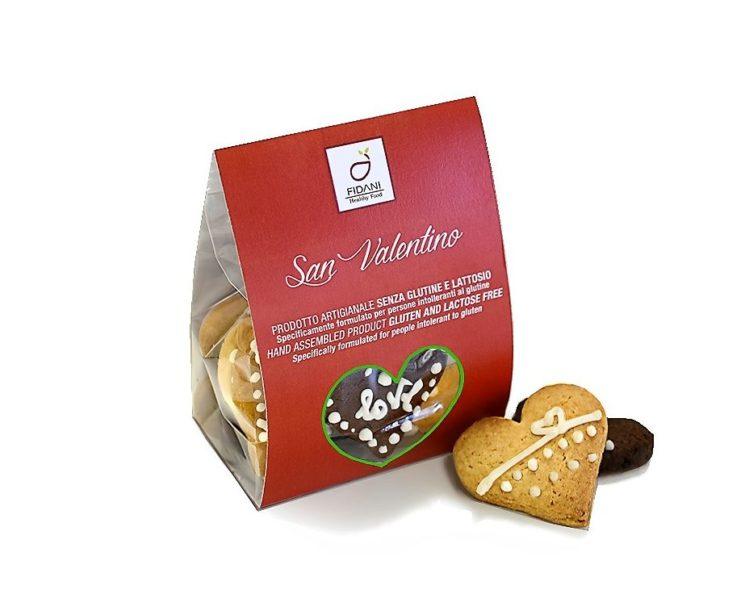 A San Valentino la dolcezza dell'amore con Fidani Healthy Food