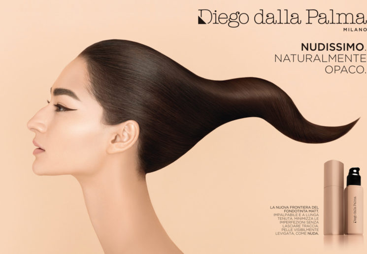 Novità Make up Diego dalla Palma: Nudissimo Soft Matt Foundation