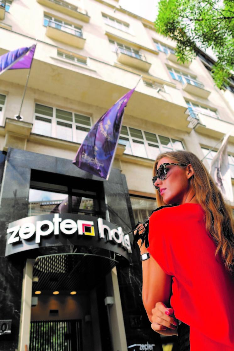 Zepter Hotels: soggiorno indimenticabile all'Hotel Zepter di Belgrado