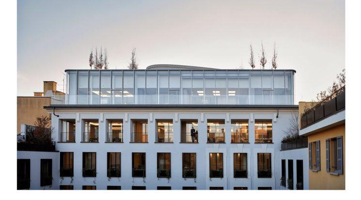 Pambianco Communication: nuova collaborazione con Vittorio Grassi Architetto & Partners