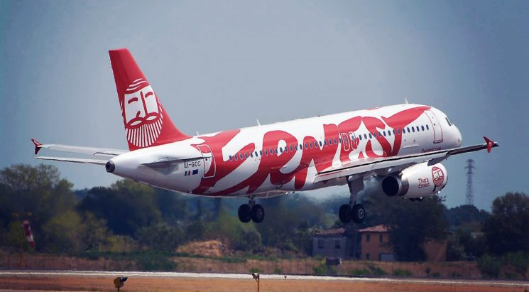 Ernest Airlines: parte il Milano Malpensa-Kharkiv