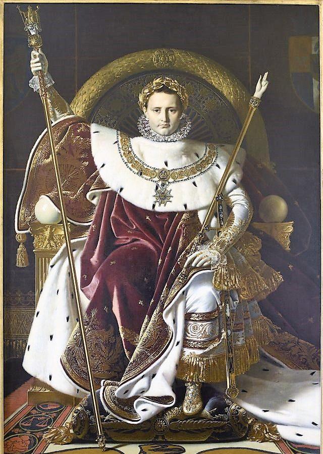 Jean-Auguste Dominique Ingres e la vita artistica al tempo di Napoleone