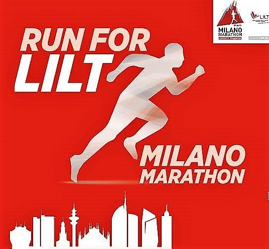 Milano Marathon: LILT ancora Platinum Charity Partner