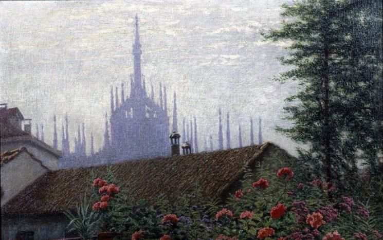 """""""Morbelli 1853 – 1919"""" al GAM di Milano fino al 16 giugno"""