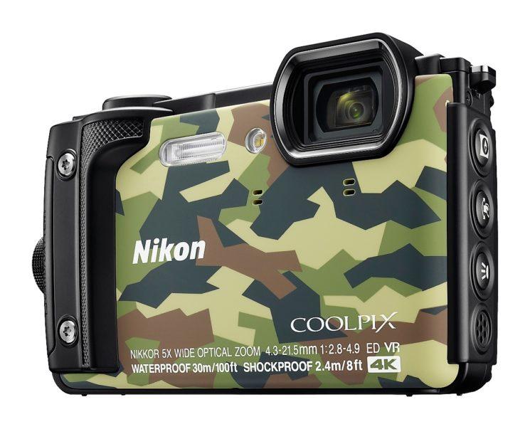 Nikon Coolpix W300 per chi è alla ricerca di avventure