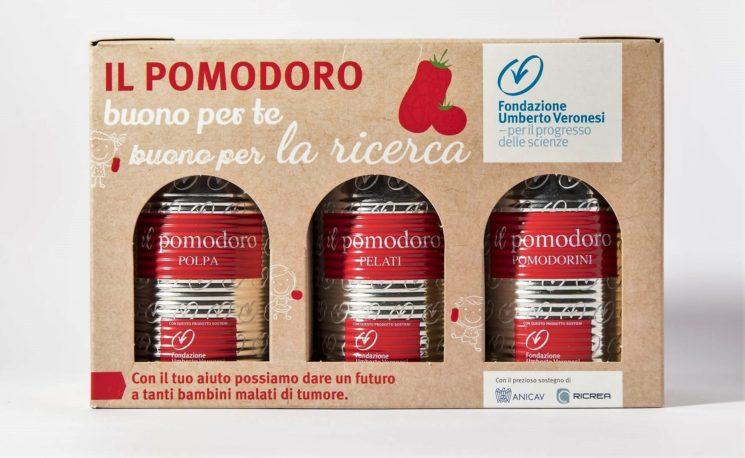 """""""Il Pomodoro. Buono per te, buono per la ricerca"""" il 30 e 31 marzo in tutta Italia"""