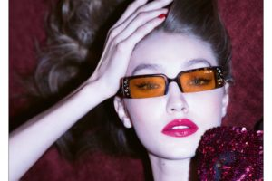 Alla scoperta della nuova Gigi Hadid for Vogue Eyewear Special Collection