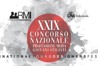CNA Federmoda: aperte fino al 6 aprile le candidature per partecipare al XXIX Concorso Nazionale Professione Moda Giovani Stilisti