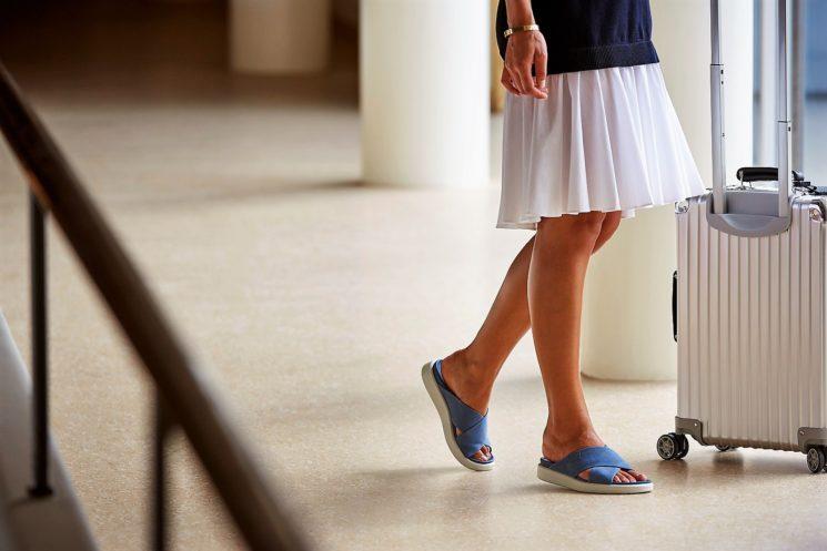 Comfort ed eleganza con ECCO Fluidform™ Sandals