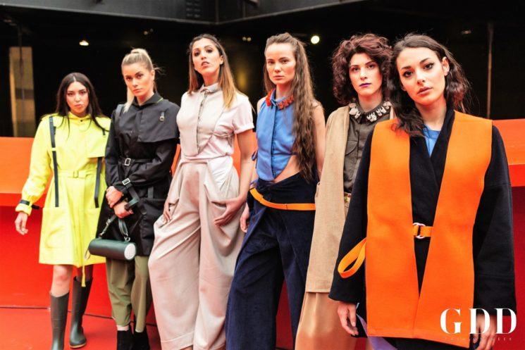 GDD Fashion Week: suggestiva la prima preview al Macro di Roma