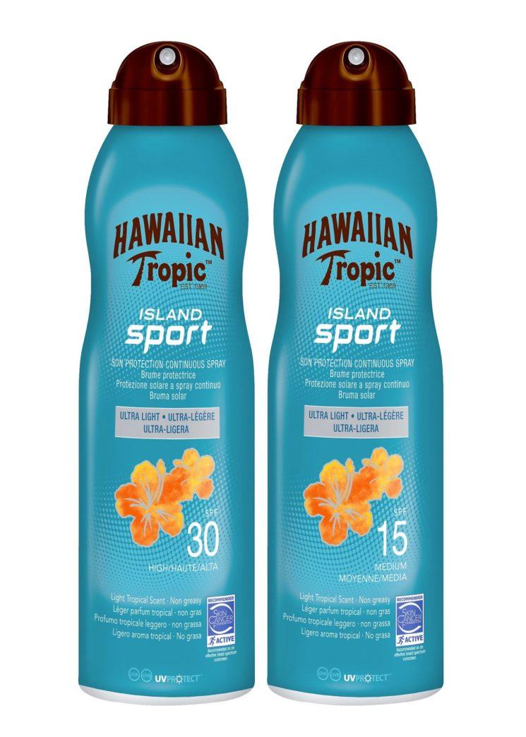 Hawaiian Tropic: novità sotto il sole