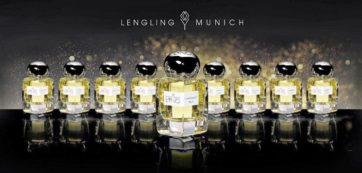 LENGLING Munich, la prima manifattura di profumi di Monaco di Baviera