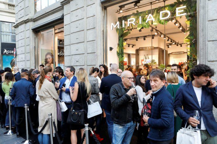 Miriade apre a Milano in via Torino