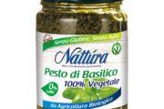 Náttúra Pesto di Basilico Biologico, gustoso e leggero