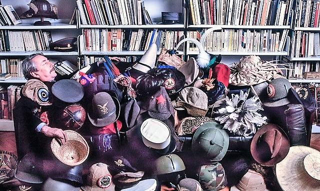 """""""Tanto di cappello. La collezione di cappelli di Alfonso F. Grassi: militaria, della tradizione ed etnici"""" a Milano, 3-28 aprile 2019"""