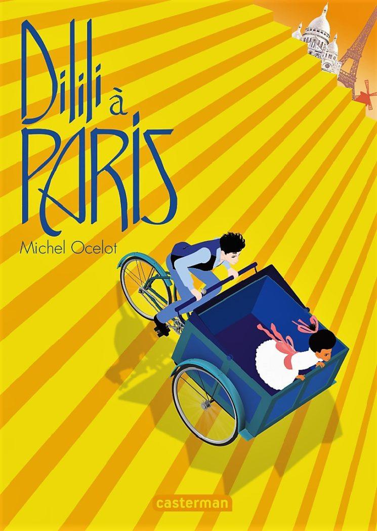 """""""Dilili a Parigi"""", un delizioso film di animazione per tutte le età"""