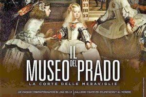 """""""Il Museo del Prado. La corte delle meraviglie"""", 200 anni di arte e storia. Nei cinema il 15,16,17 aprile 2019"""
