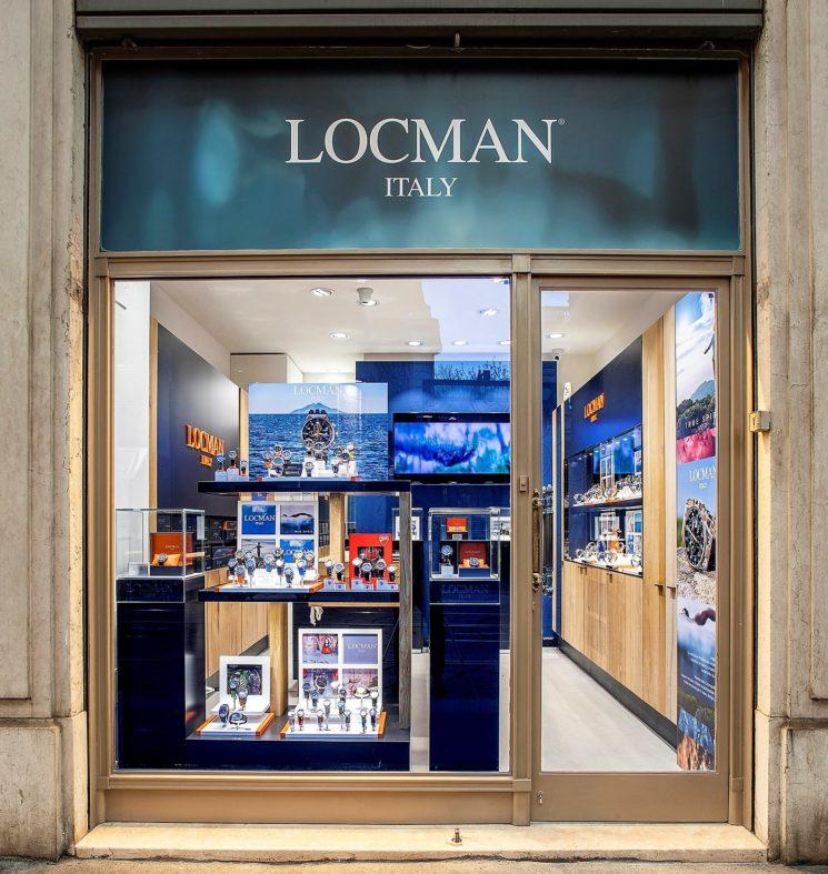 Locman: nuova apertura in Via Manzoni 11 a Milano