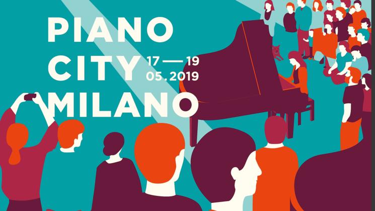 Piano City Milano torna dal 17 al 19 maggio