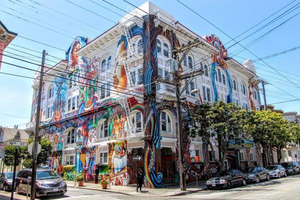 San Francisco: Mission District, il quartiere latino più cool della città
