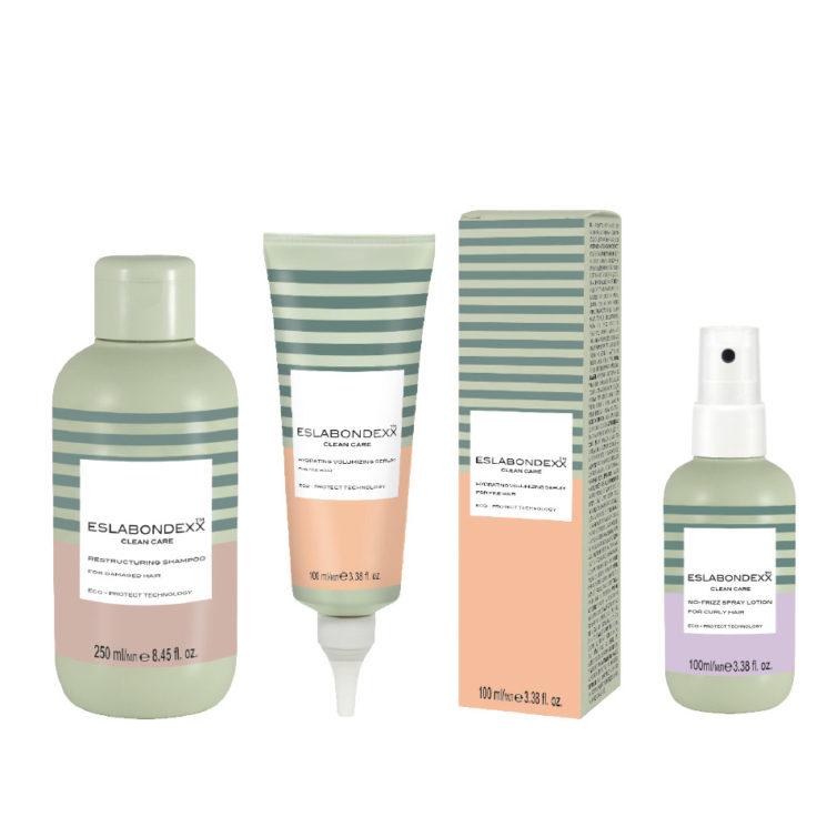 Eslabondexx Clean Care, la ricarica per capelli danneggiati