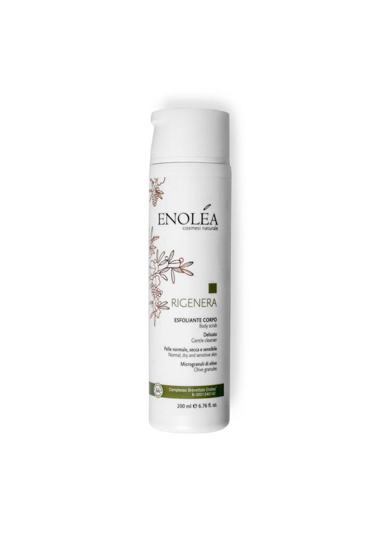 ENOLÉA: Esfoliante corpo RIGENERA per una pelle perfetta