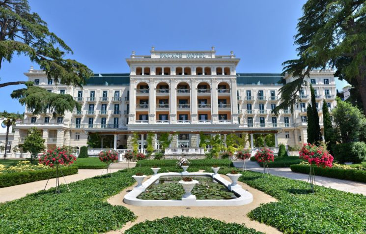 Kempinski Palace Portoroz: un soggiorno indimenticabile in Istria