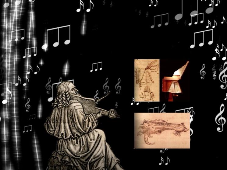 """""""Leonardo & Warhol. The Genius Experience"""" mostra e live concert"""