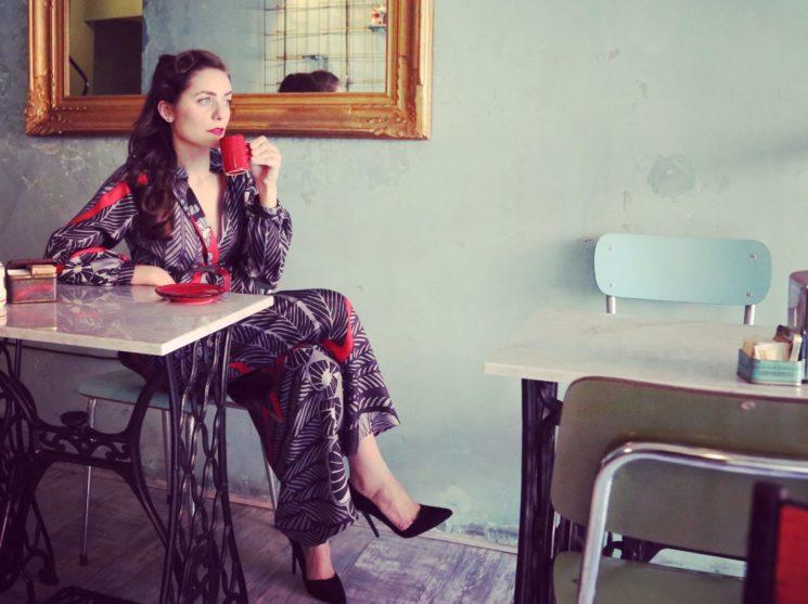 Sara Spadone, giovane designer emergente a Milano